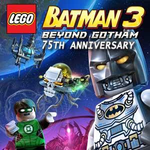 LEGO Batman 3 Beyond Gotham Batman 75th Anniversary