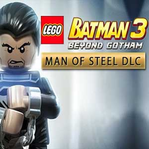 LEGO Batman 3 Beyond Gotham Man of Steel Digital Download Price Comparison