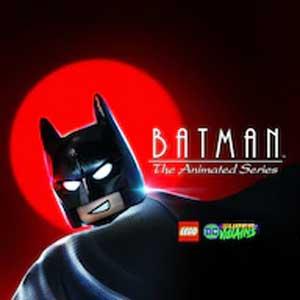 LEGO DC Super-Villains Batman The Animated Series Level Pack