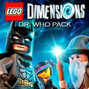 LEGO Dimensions Dr Who Pack Digital Download Price Comparison
