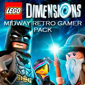 LEGO Dimensions Midway Retro Gamer Pack Digital Download Price Comparison