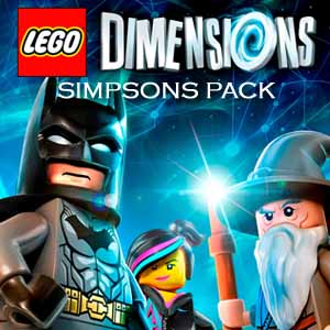 LEGO Dimensions Simpsons Pack Digital Download Price Comparison