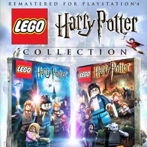 LEGO Harry Potter Collection Ps4 Code Price Comparison