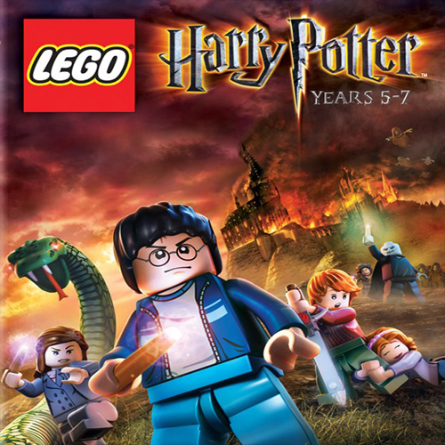 Lego Harry Potter Years 5-7 PS3 Code Price Comparison