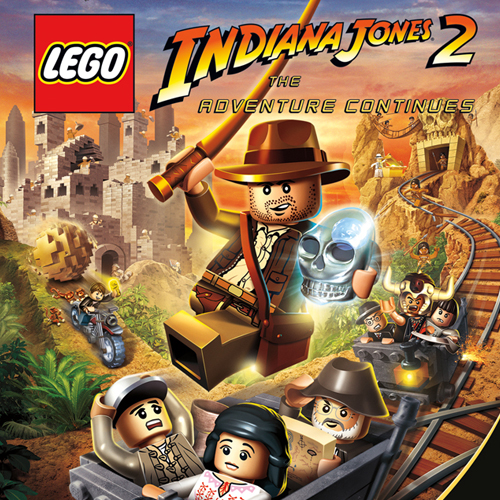 LEGO Indiana Jones 2 The Adventure Continues XBox 360 Code Price Comparison