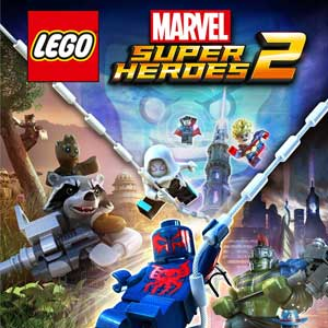 LEGO Marvel Superheroes 2 PS4 Code Price Comparison