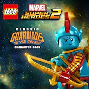 LEGO MARVEL Super Heroes 2 Classic Guardians of the Galaxy Character Pack