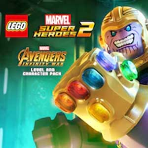 LEGO MARVEL Super Heroes 2 Marvel's Avengers Infinity War Movie Level Pack