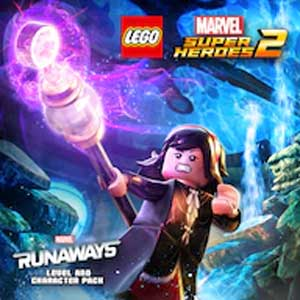 LEGO MARVEL Super Heroes 2 Runaways Level and Character Pack