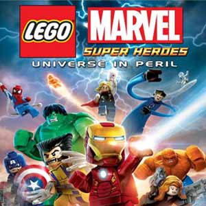 Buy LEGO Marvel Super Heroes Universe in Peril Nintendo 3DS Download Code Compare Prices