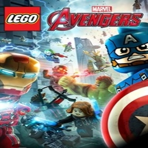 LEGO Marvels Avengers Xbox Series Price Comparison