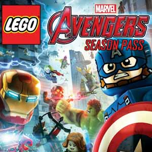 LEGO Marvels Avengers Season Pass Digital Download Price Comparison