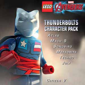 LEGO Marvels Avengers Thunderbolts Character Pack Digital Download Price Comparison