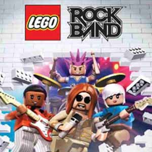 LEGO Rock Band XBox 360 Code Price Comparison