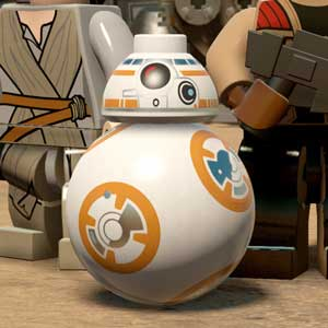 LEGO Star Wars The Force Awakens PS4 - Characters