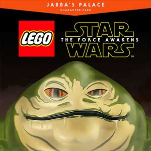 Lego Star Wars The Force Awakens Jabbas Palace Digital Download Price Comparison
