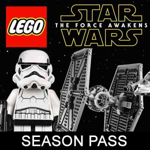 LEGO Star Wars The Force Awakens Season Pass Digital Download Price Comparison