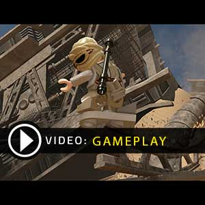LEGO Star Wars The Force Awakens Xbox One Gameplay Video