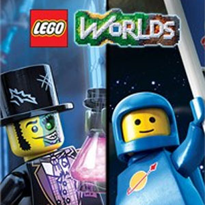 LEGO Worlds Classic Space and Monsters Pack