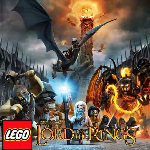 LEGO Lord of the Rings Xbox 360 Code Price Comparison