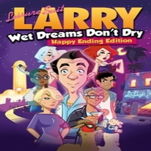 Leisure Suit Larry Wet Dreams Dont Dry Xbox One Digital & Box Price Comparison