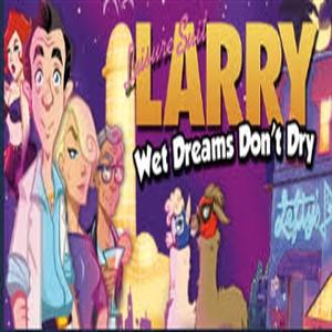 Leisure Suit Larry Wet Dreams Dont Dry