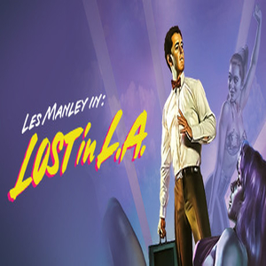 Les Manley in Lost in L.A.
