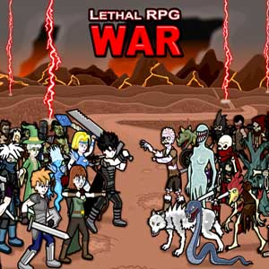 Lethal RPG War Digital Download Price Comparison