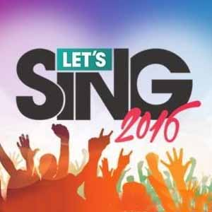 Lets Sing 2016 Xbox one Code Price Comparison