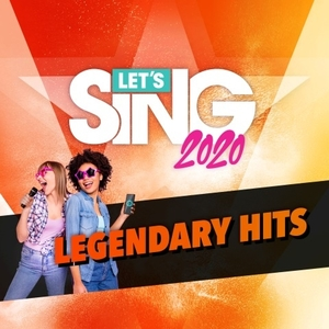 Let's Sing 2020 Legendary Hits Song Pack