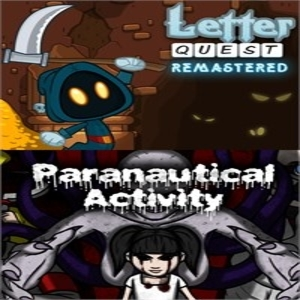 Letter Quest Paranautical Activity Bundle