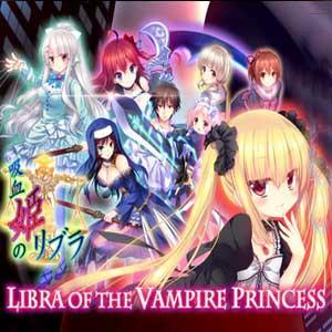 Libra of the Vampire Princess Digital Download Price Comparison