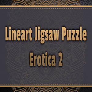 LineArt Jigsaw Puzzle Erotica 2