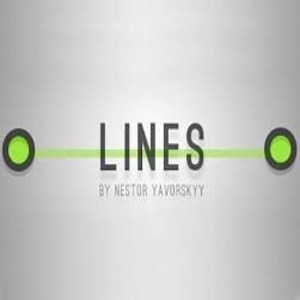 Lines by Nestor Yavorskyy