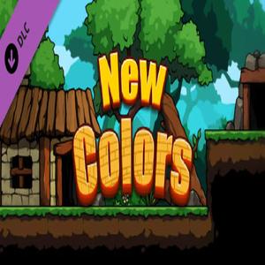 Little adventure New colors