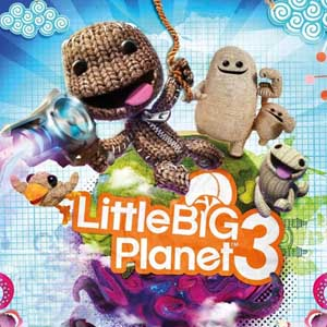 Little Big Planet 3 PS3 Code Price Comparison