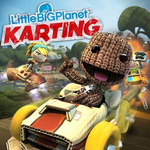 Little Big Planet Karting PS3 Code Price Comparison