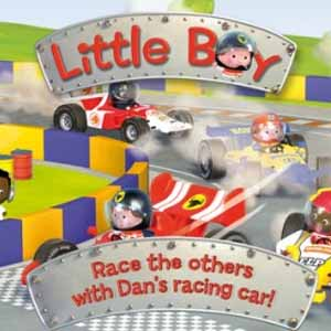 Little Boy Dans Racing Car Digital Download Price Comparison