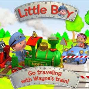 Little Boy Waynes Train Digital Download Price Comparison