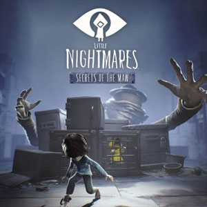 Little Nightmares Secrets of The Maw Expansion Pass Ps4 Digital & Box Price Comparison