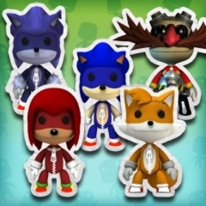 LittleBigPlanet Sonic The Hedgehog Costume Kit Ps4 Digital & Box Price Comparison