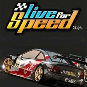 Live For Speed S2 Version Z Digital Download Price Comparison