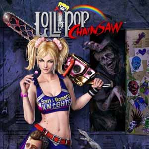 Lollipop Chainsaw PS3 Code Price Comparison