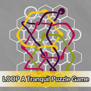 LOOP A Tranquil Puzzle Game Digital Download Price Comparison