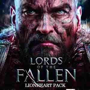 Lords of the Fallen Lionheart Pack