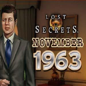 Lost Secrets November 1963 Digital Download Price Comparison
