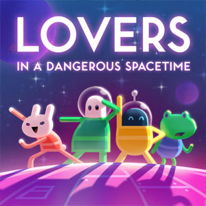 Lovers in a Dangerous Spacetime Nintendo Switch Digital & Box Price Comparison