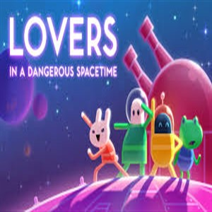 Lovers in a Dangerous Spacetime Xbox Series Price Comparison