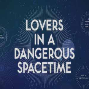 Lovers in a Dangerous Spacetime Digital Download Price Comparison
