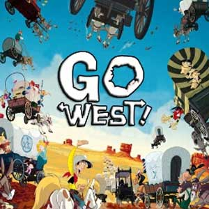 Lucky Luke Go West Digital Download Price Comparison